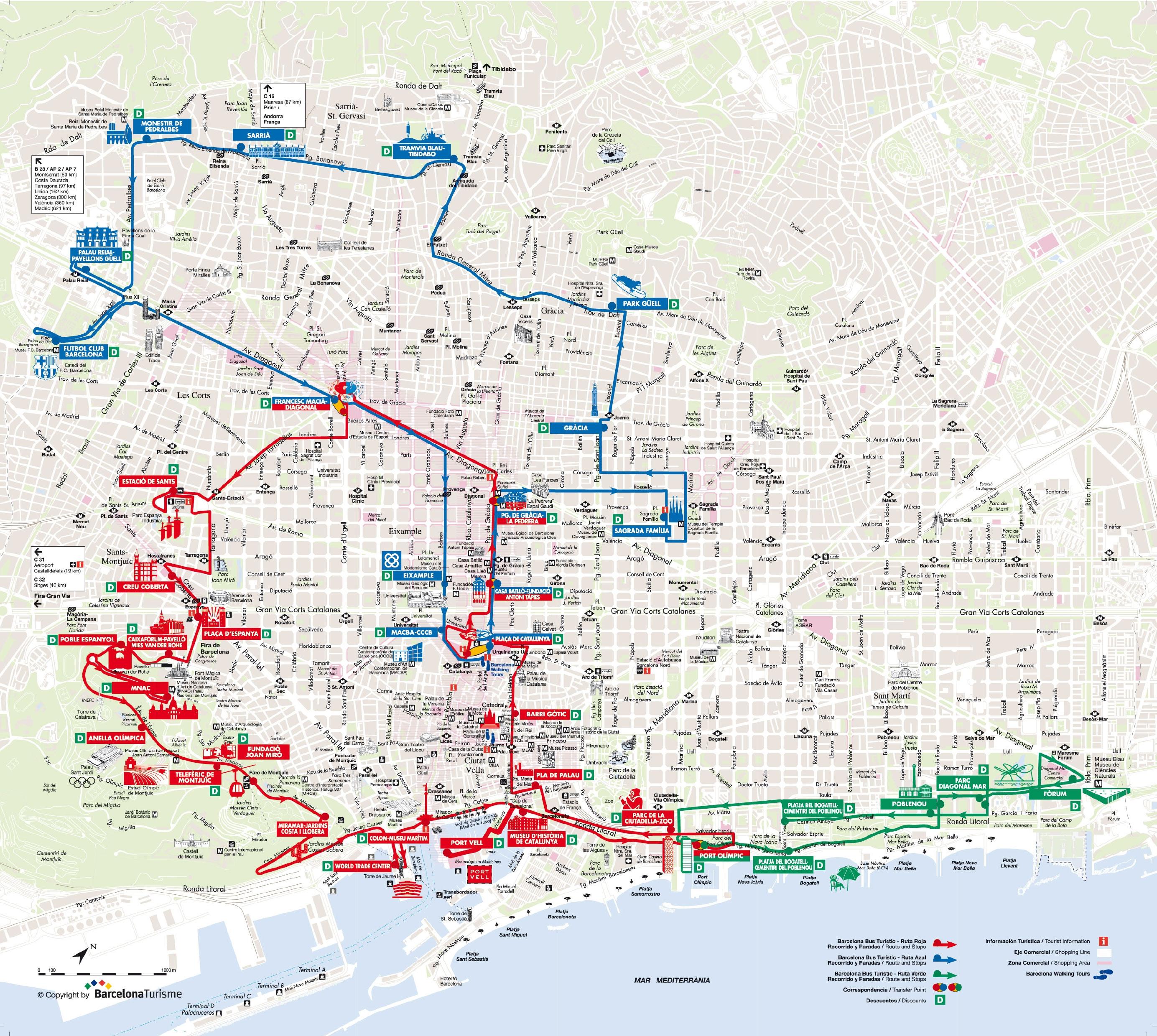 la metro map with Mapa Turistico Barcelona on File Houston Metro logo moreover Mapa Del Transporte Publico De Bangkok furthermore 12218258016 in addition La Grece Et Ses Iles also Line 12.